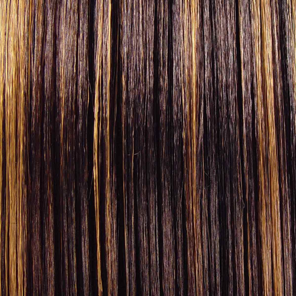 Mambo Hair Honey Blonde with Dark Brown (FS 4 - 27)